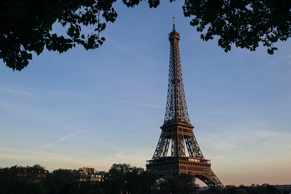 Eiffel at Sunset | Paris, France