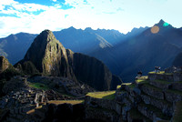 Sunrise Over Machu Picchu | Agua Calientes, Peru