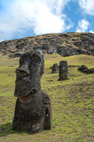 The Quarry II | Easter Island, Chile
