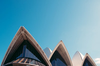 Opera Shells at Noon | Sydney, Australia